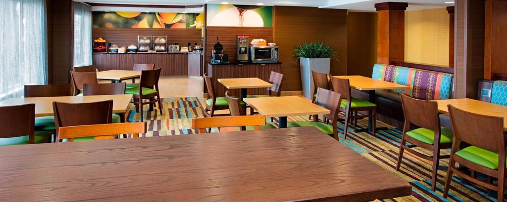 Fairfield Inn Suites Merrillville Sammeln Sie Punkte Und Bleiben Sie Produktiv Auf Ihrer