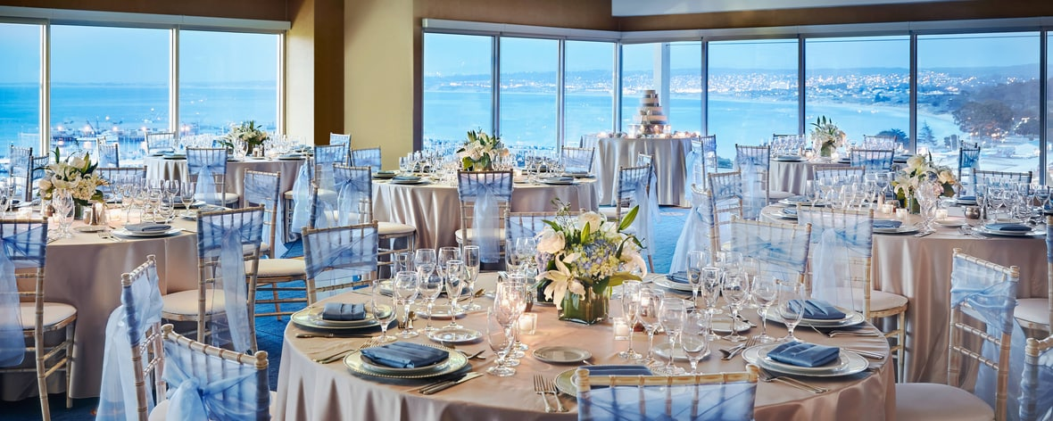 Monterey Wedding Venues Hotels In