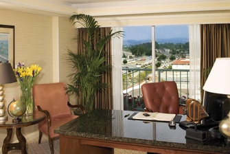 Monterey Marriott Presidential Suite Office