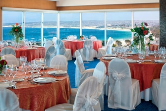 Monterey Hotel Weddings