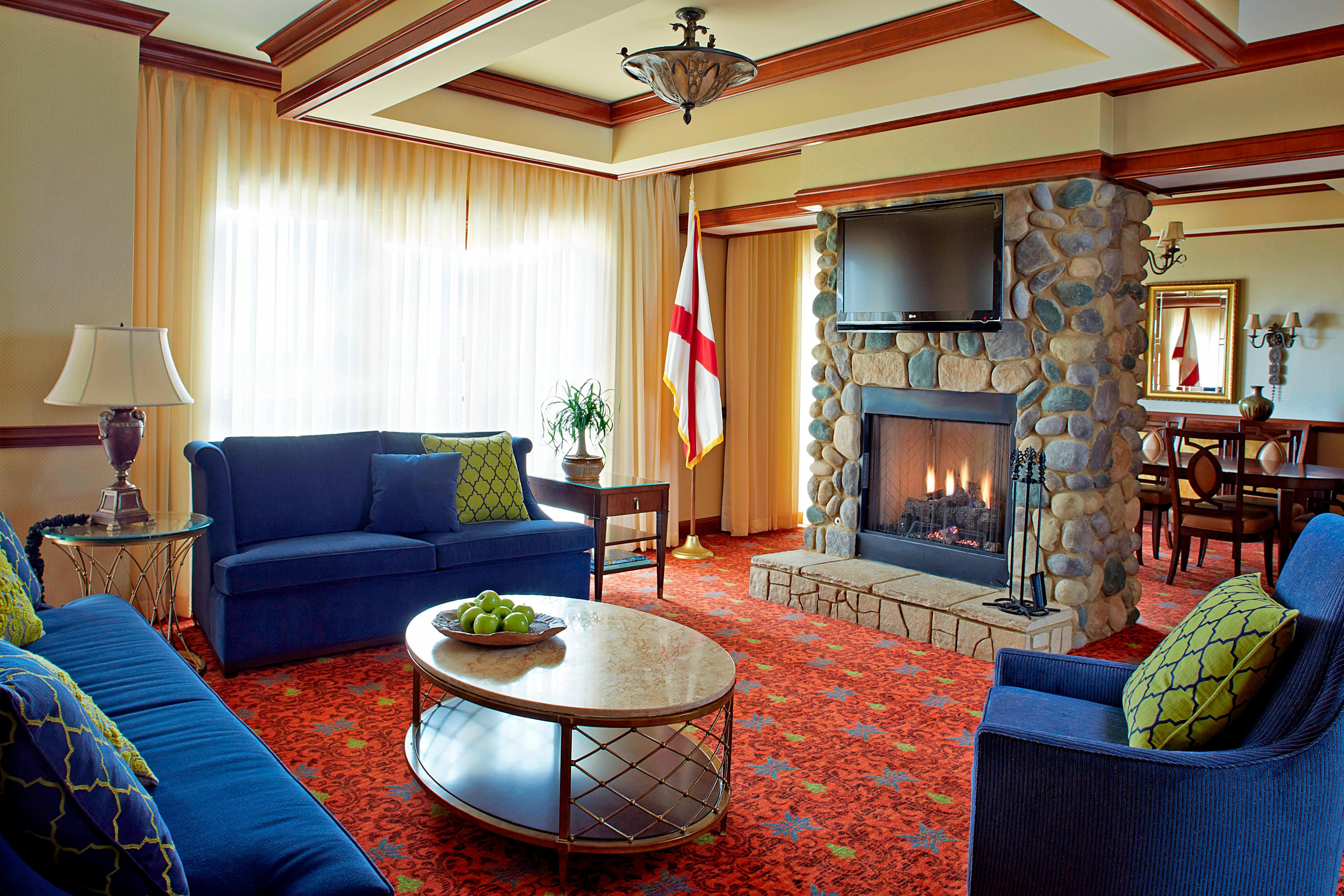 Muscle Shoals Alabama Presidential Suite