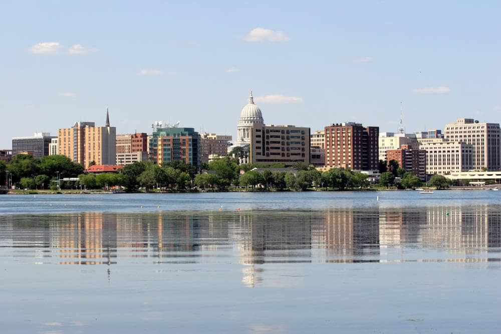 Explore Madison from Middleton WI