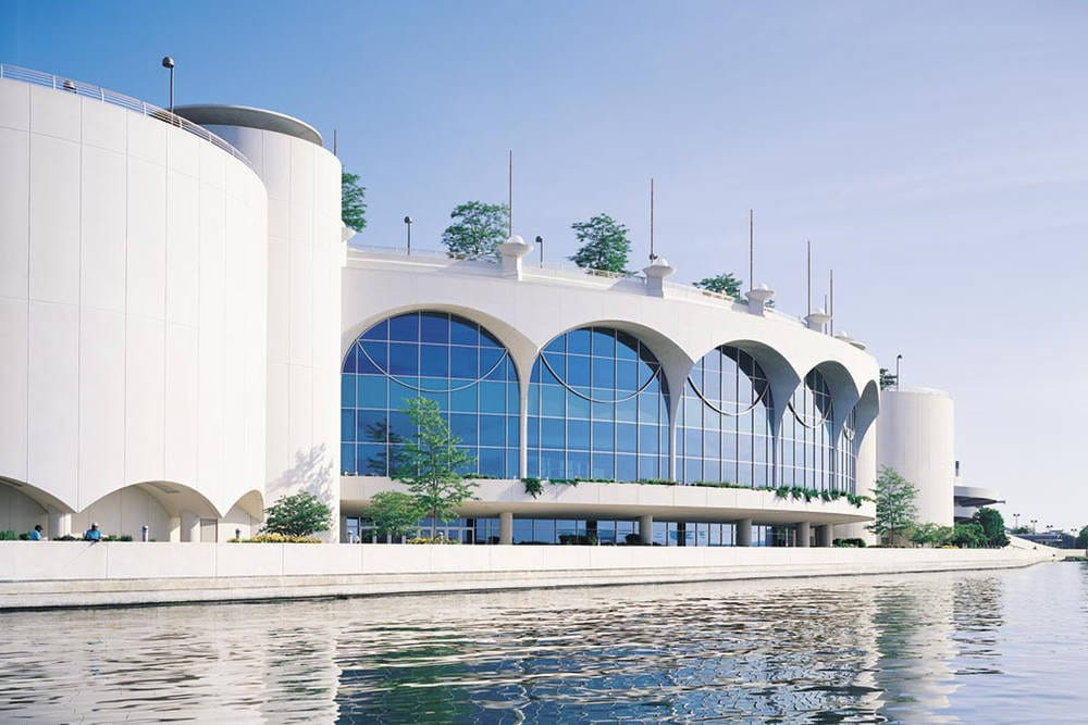 Monona Terrace Convention Center