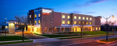 Fairfield Inn & Suites Madison Verona