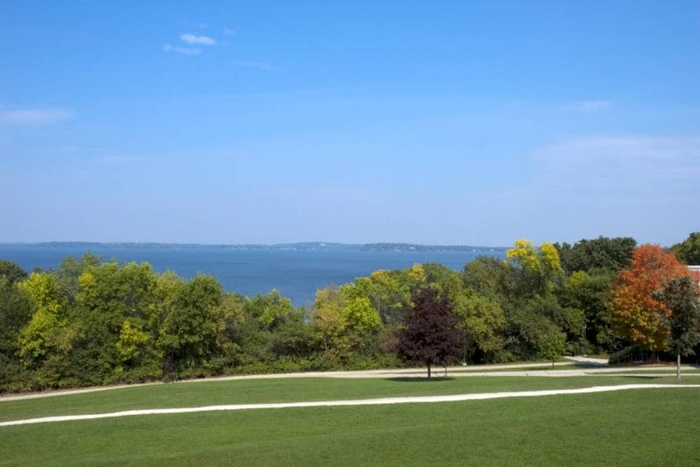 Lake Mendota Madison Wisconsin