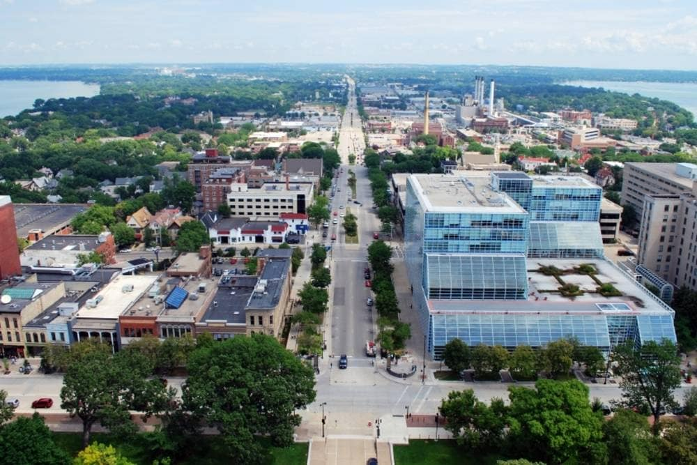 Explore Busy Madison WI