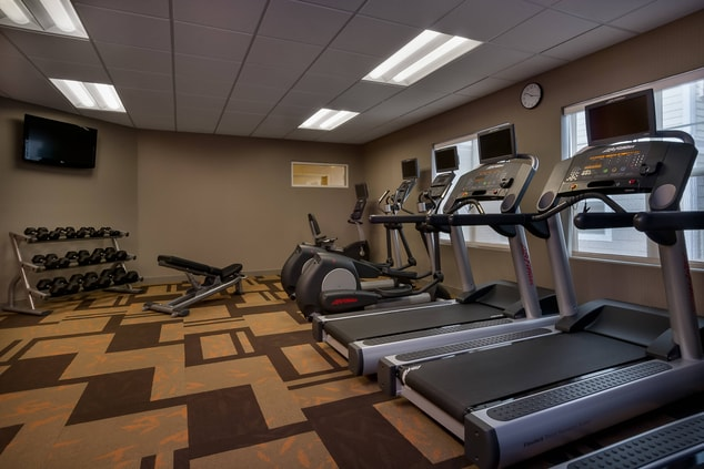 Hotel with Gym Madison, WI