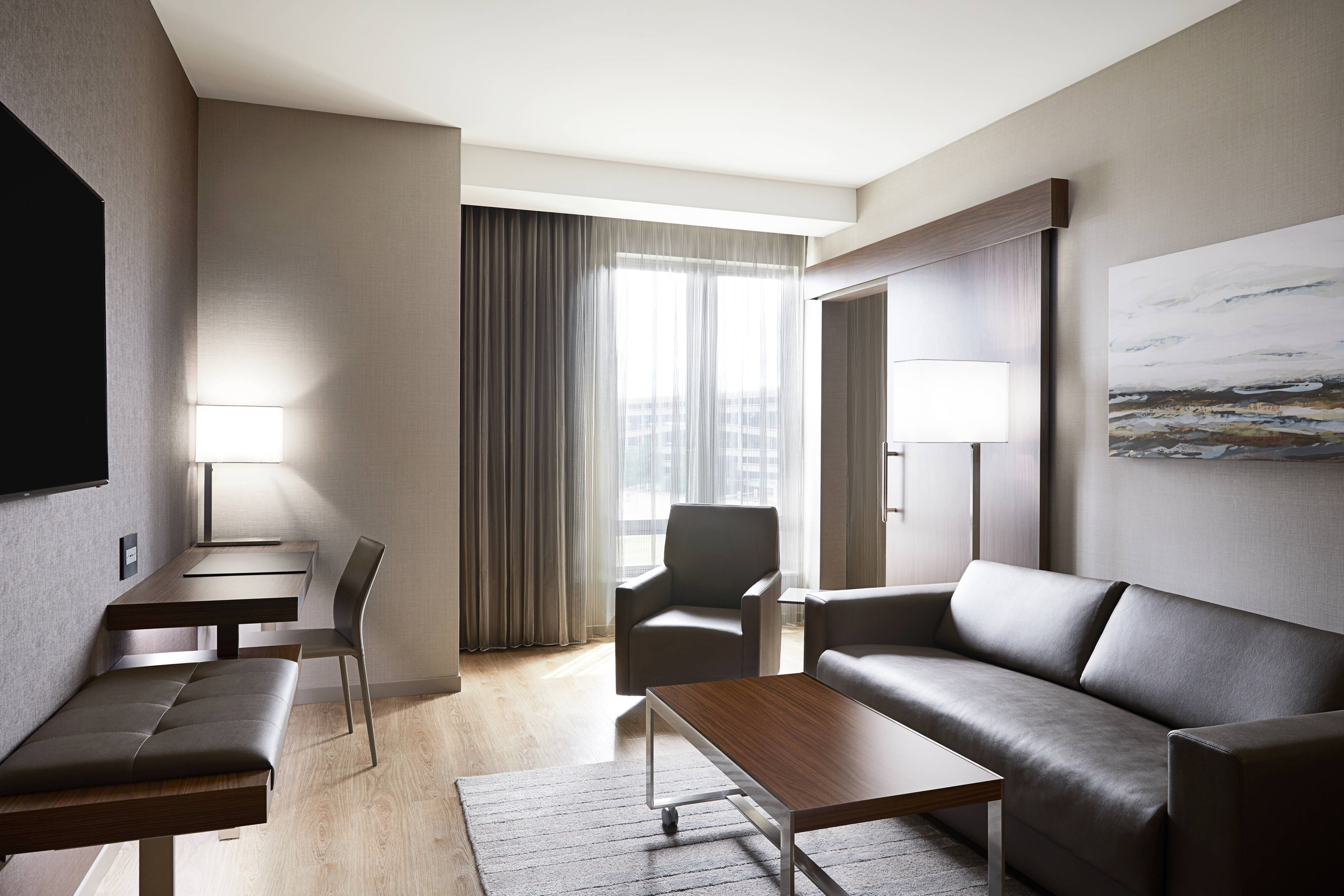 Hotel rooms near mall of america ac hotel bloomington - The living room center bloomington in ...