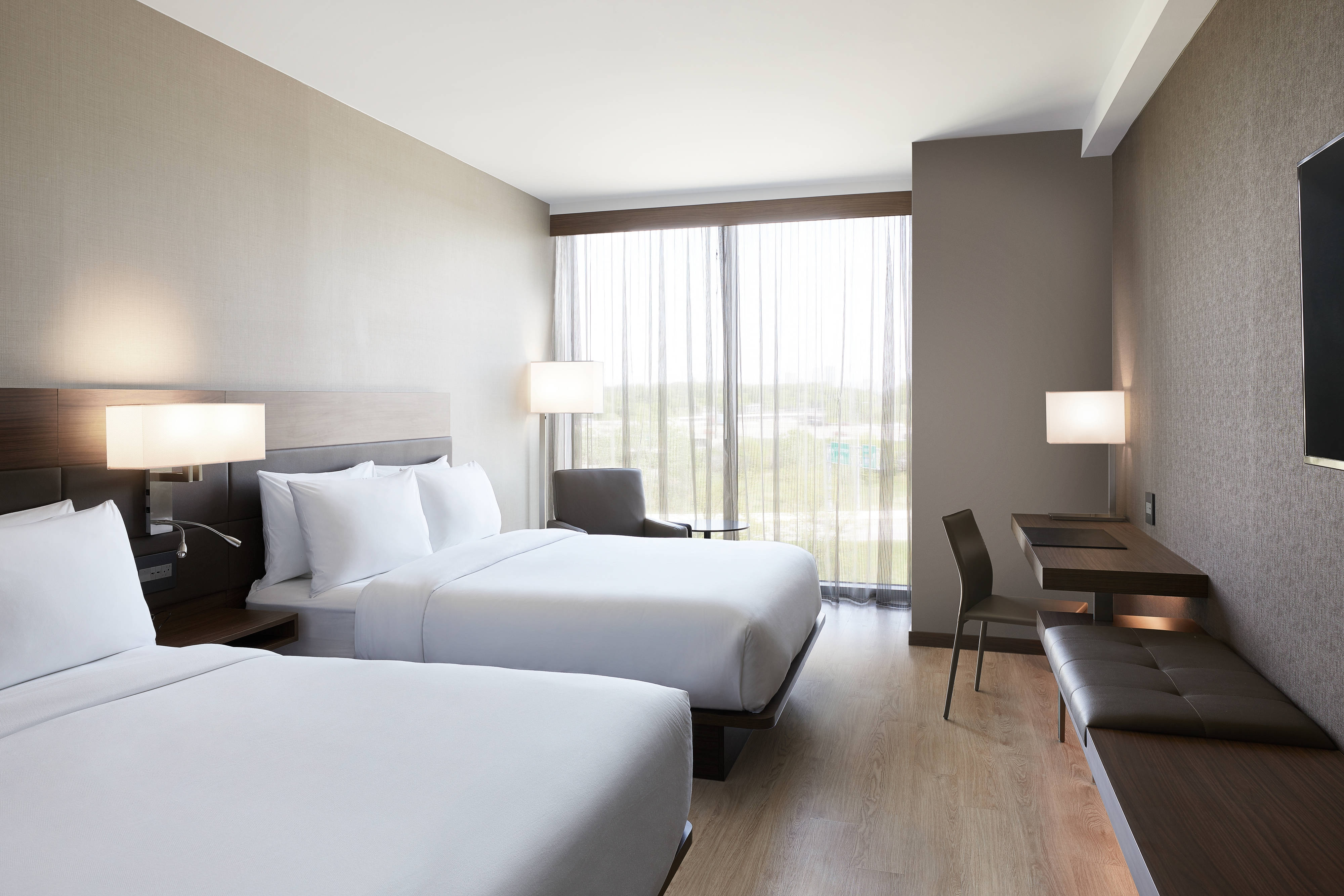 new luxury hotel near west end st louis park ac hotel