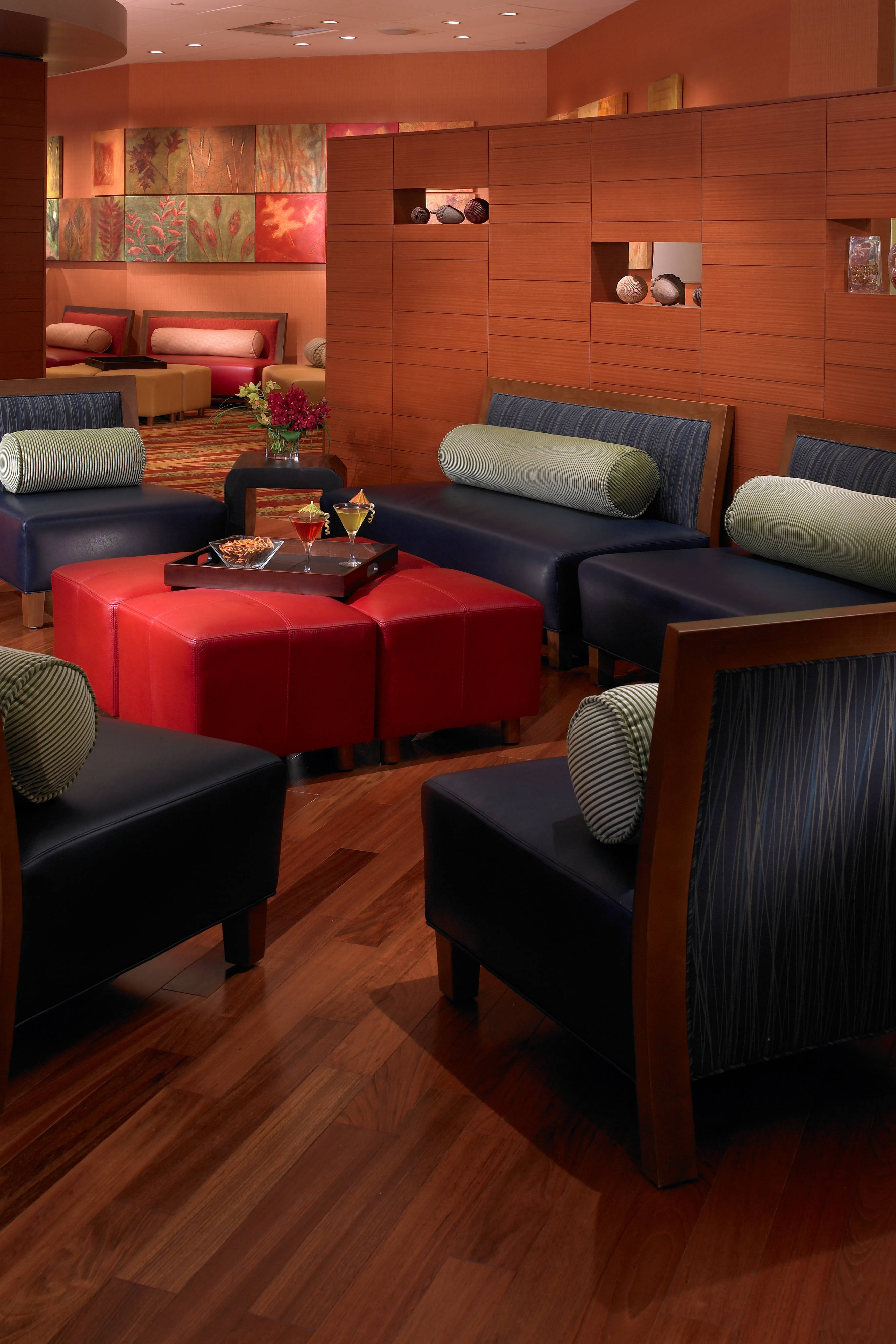 Lounge Seating Area