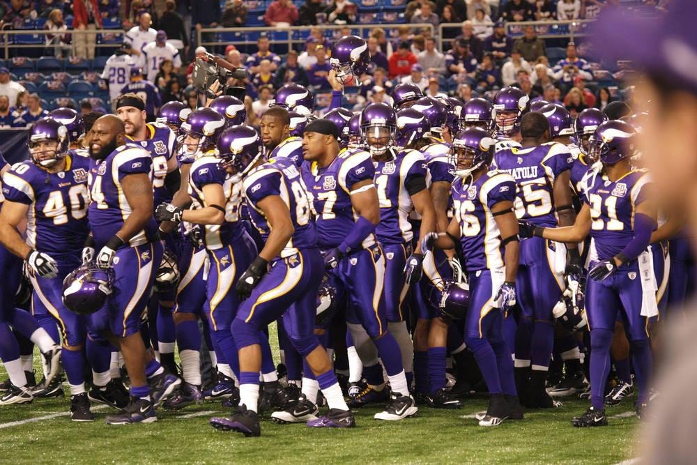 Minnesota Vikings football team