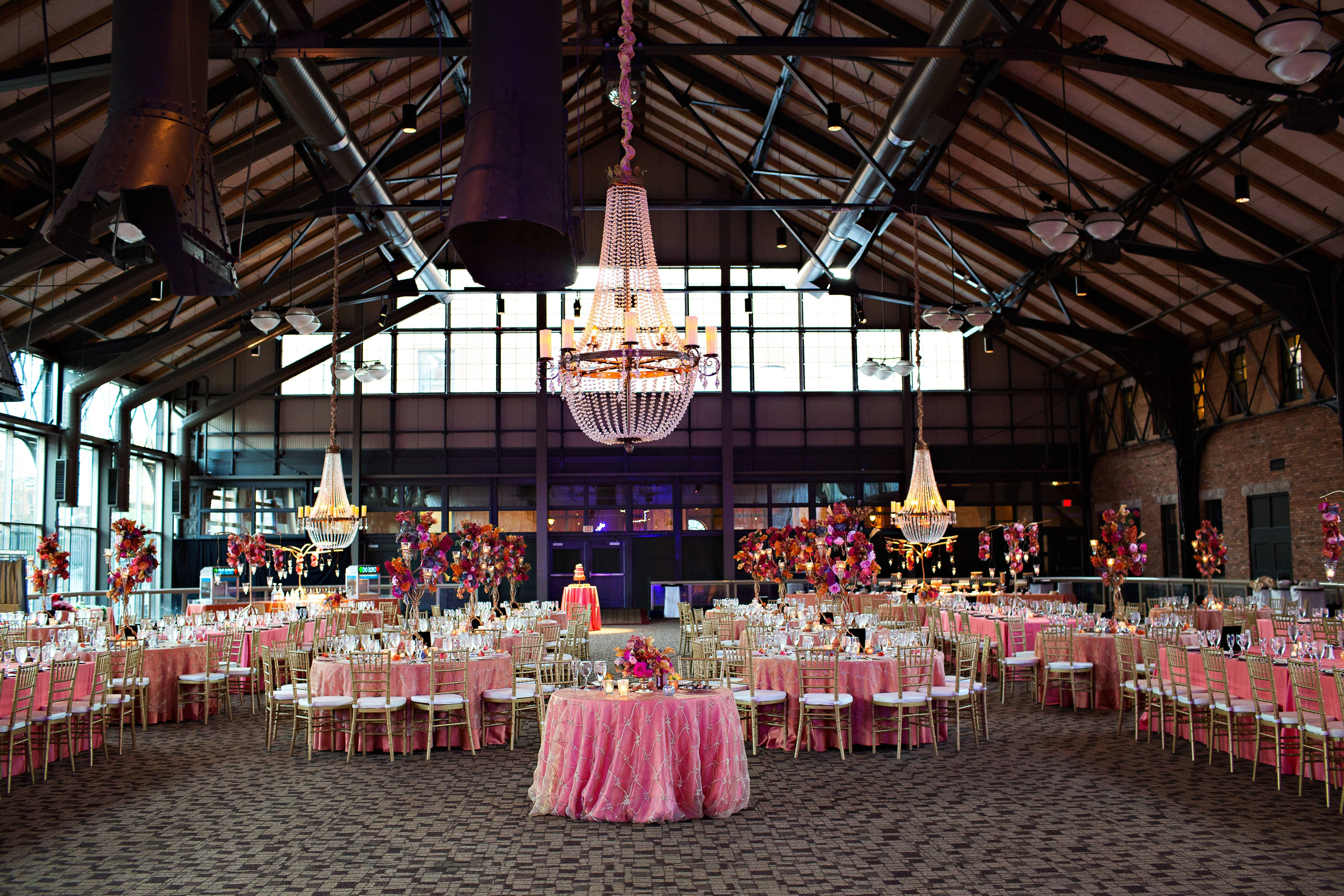 Wedding space at Minneapolis hotel
