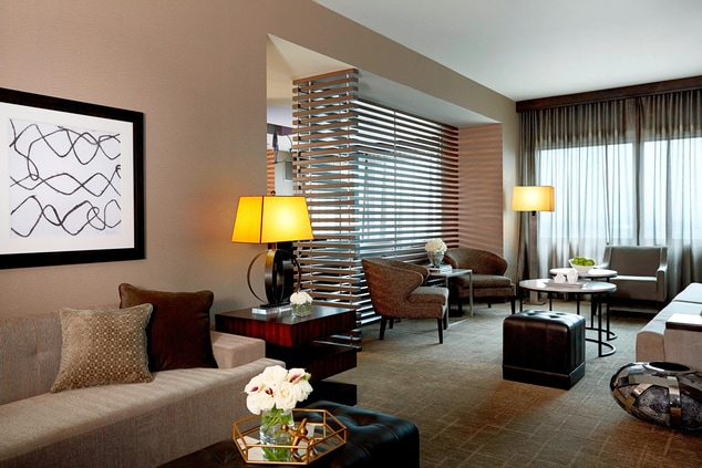 Executive Lounge MN hotel