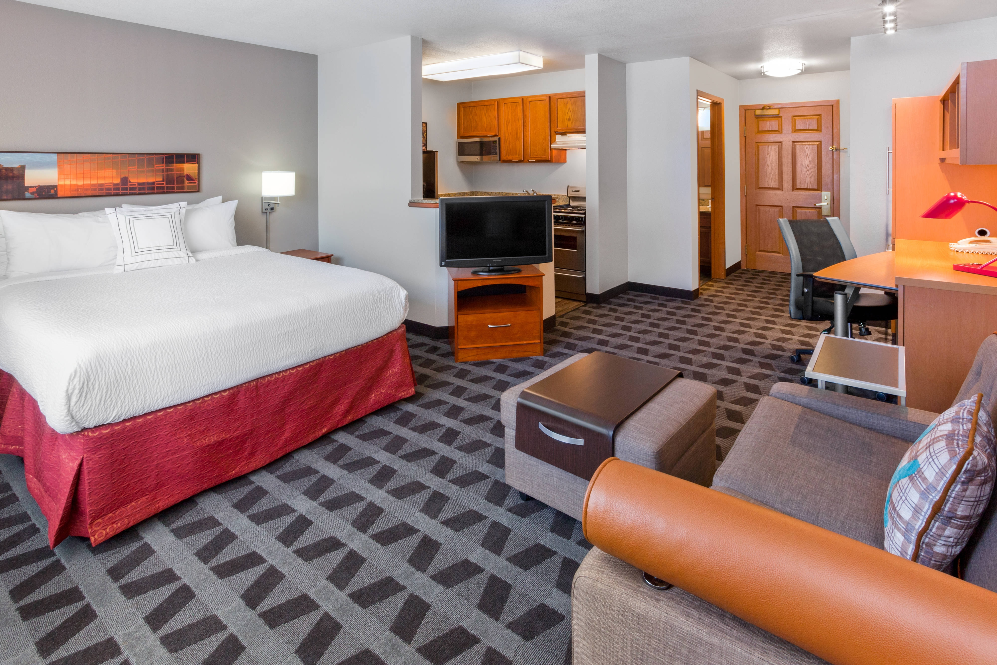 Towneplace Suites Minneapolis West St Louis Park Hotel Amenities Hotel Room Highlights