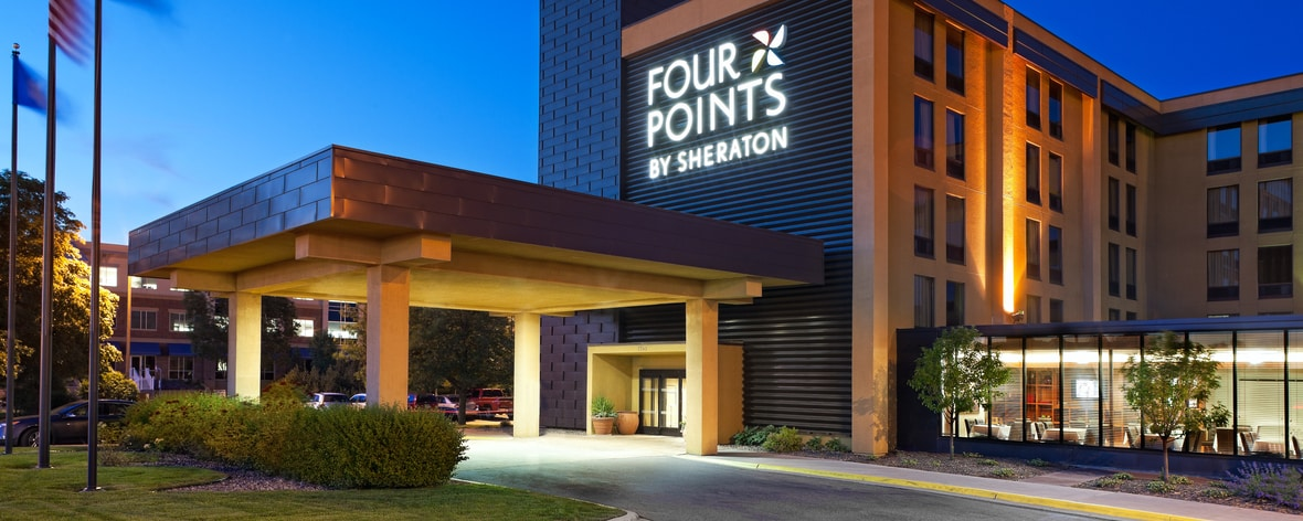 Business Leisure Hotel In Richfield Four Points By Sheraton Mall
