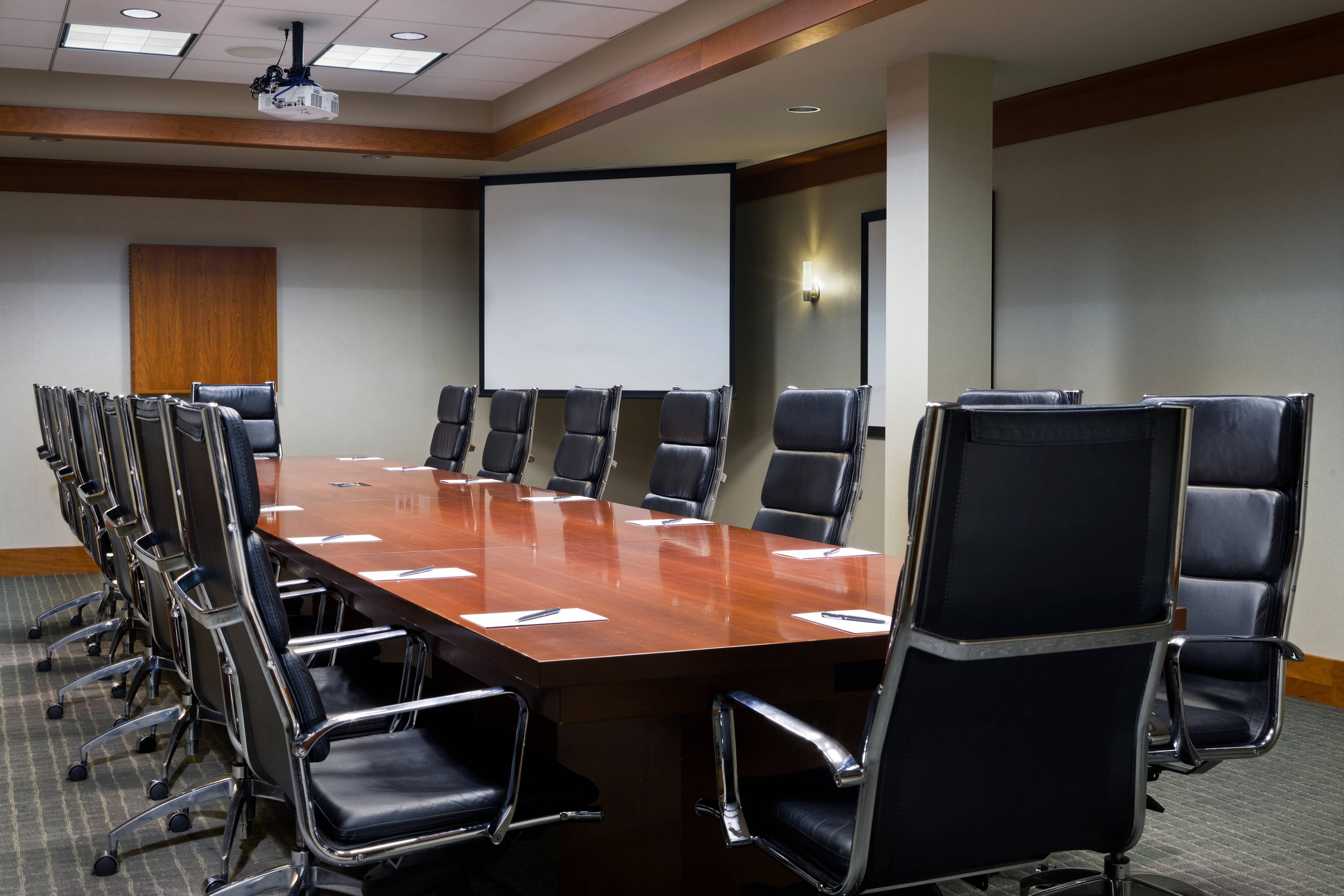 Minneapolis Meetings Capital Boardroom