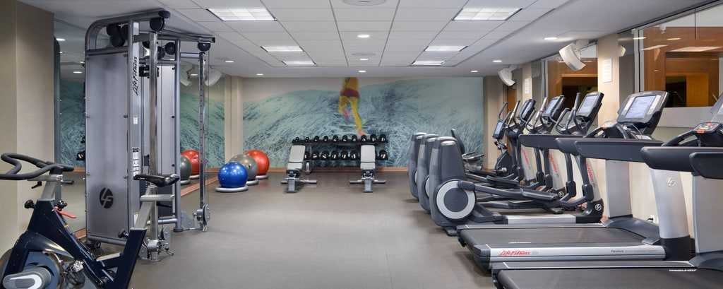 Westin Minneapolis Fitness Studio