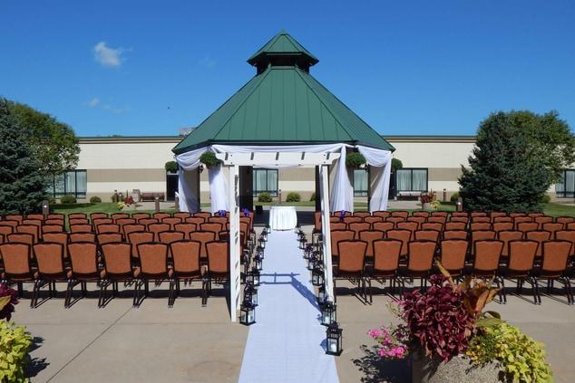 Wedding reception venue Bloomington, MN