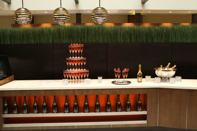 Boundary Waters Champagne Bar