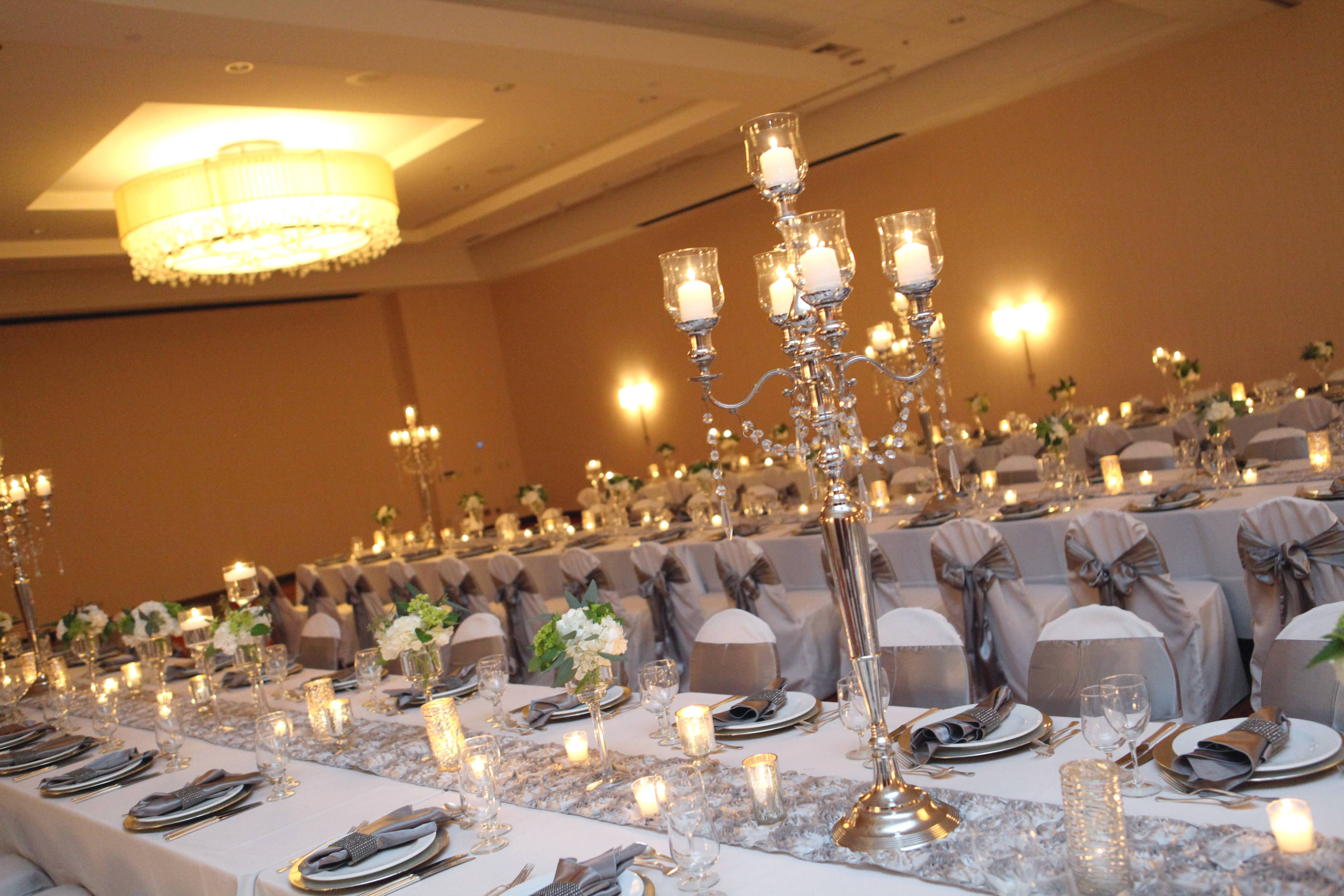 Minneapolis Marriott Northwest Ballroom Wedding