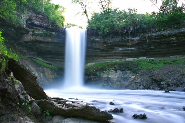 Minnehaha Falls Regional Park