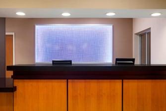 Front Desk, Reception