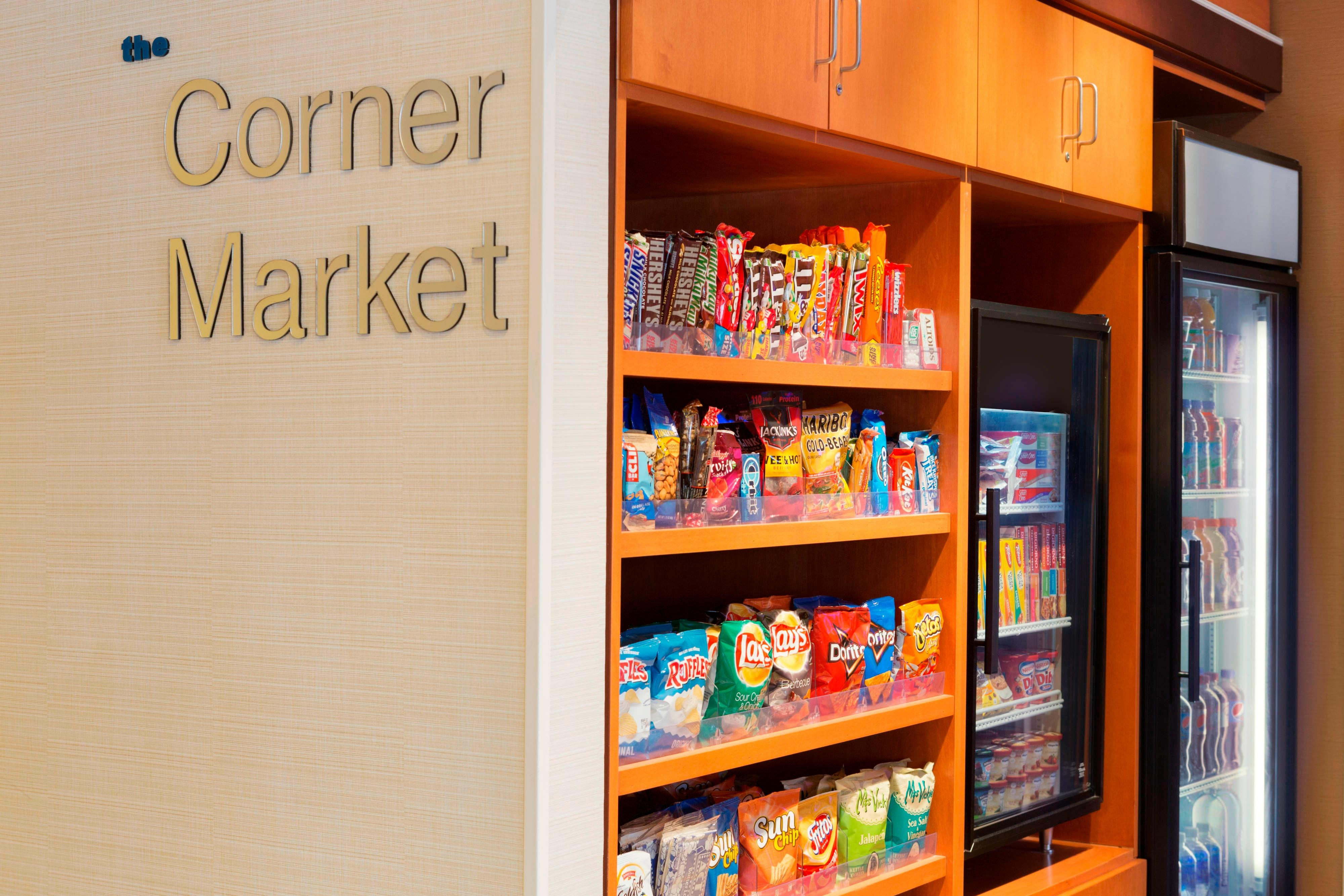 Corner Market - Sundry and Convenience Items