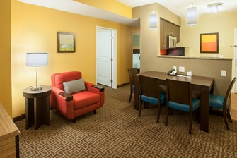 Two-Bedroom Suite Dining Area