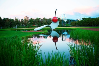 Walker Art Center & Minneapolis Sculpture Garden