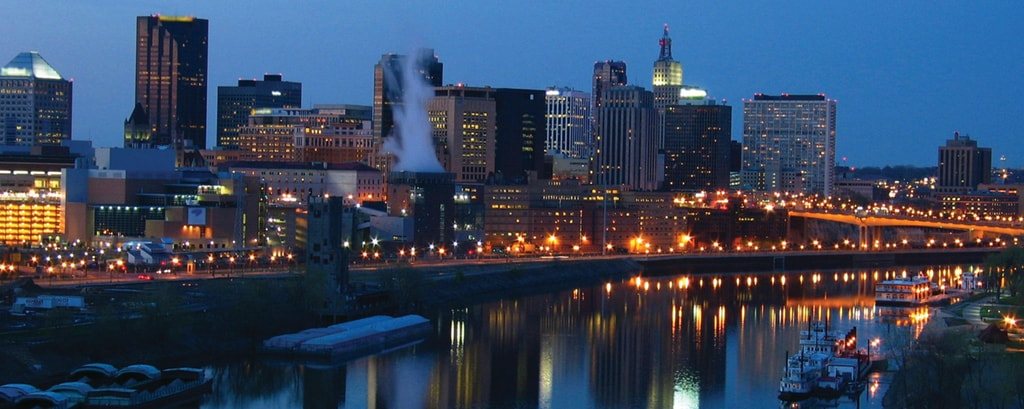 Downtown St. Paul