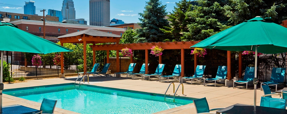 Hotels Downtown Minneapolis Near Us Bank Stadium
