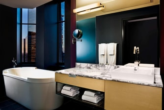 WOW Suite - Master Bathroom