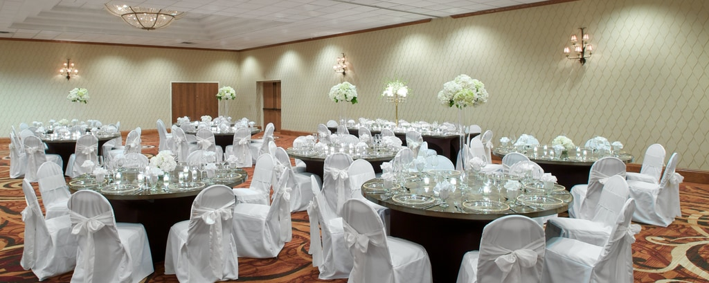 Meeting Room - Wedding Reception