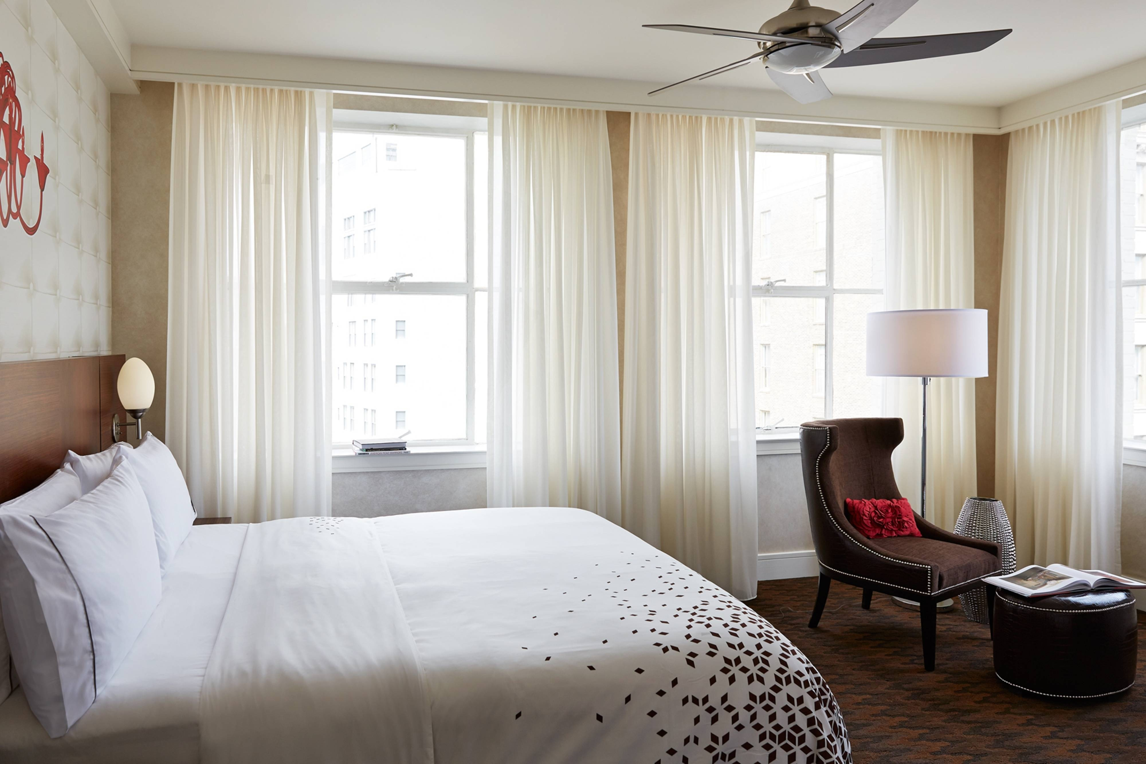 French Quarter hotel rooms