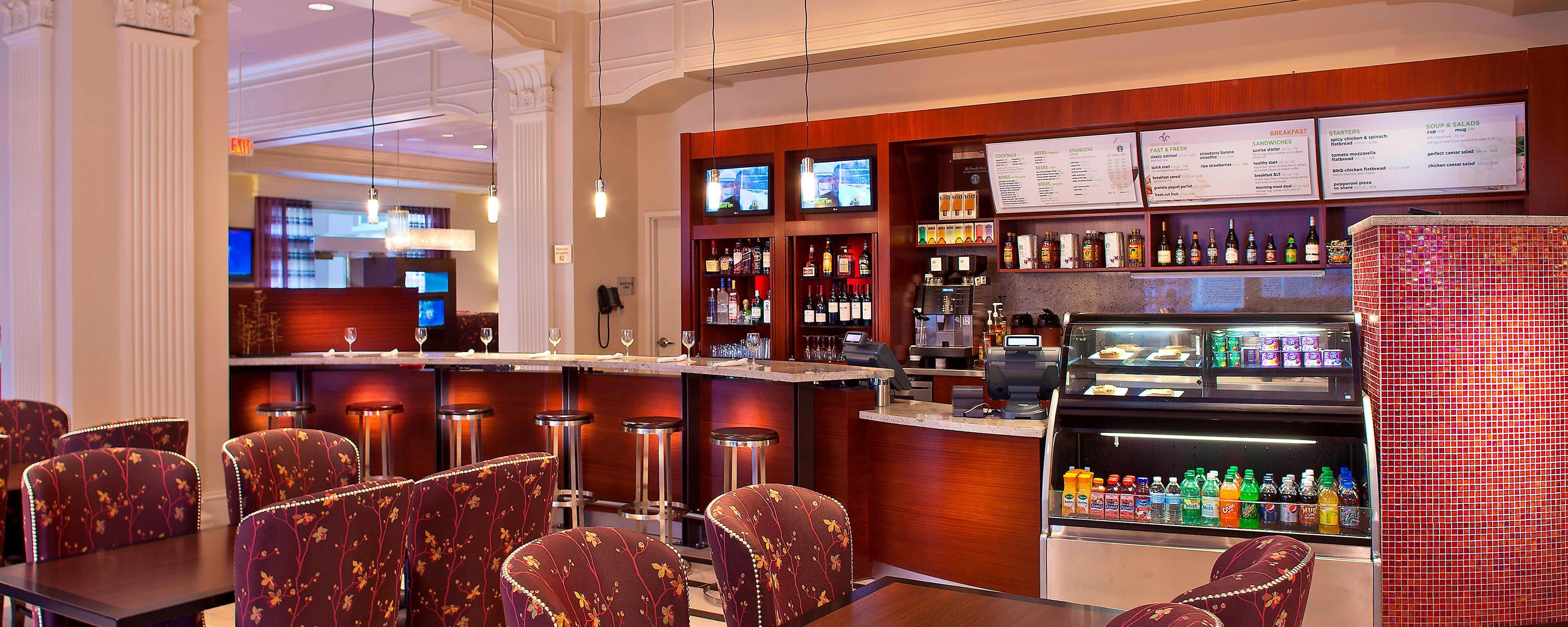 Vieux Carre Café
