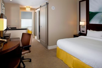 King/King Guest Room