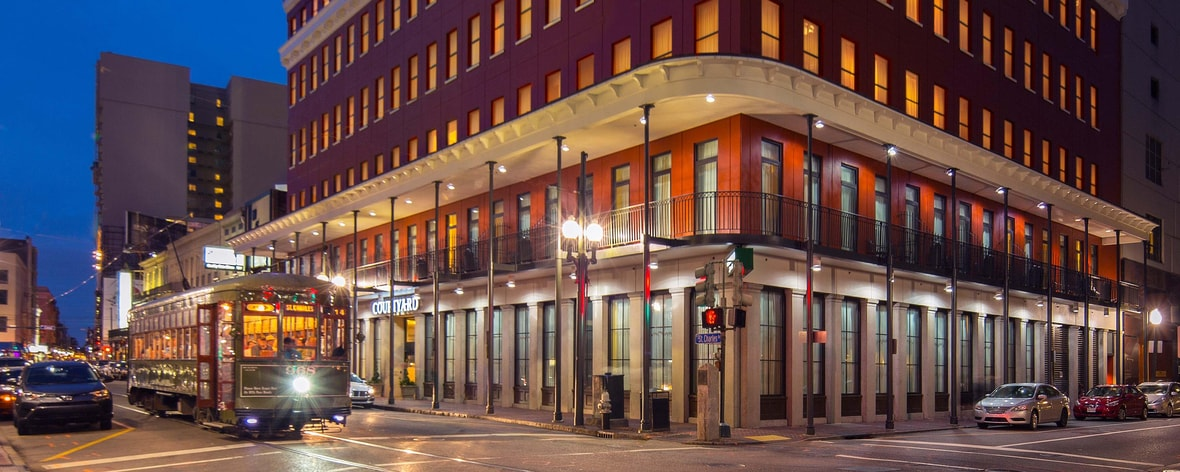 New Orleans Discount Hotels In French Quarter
