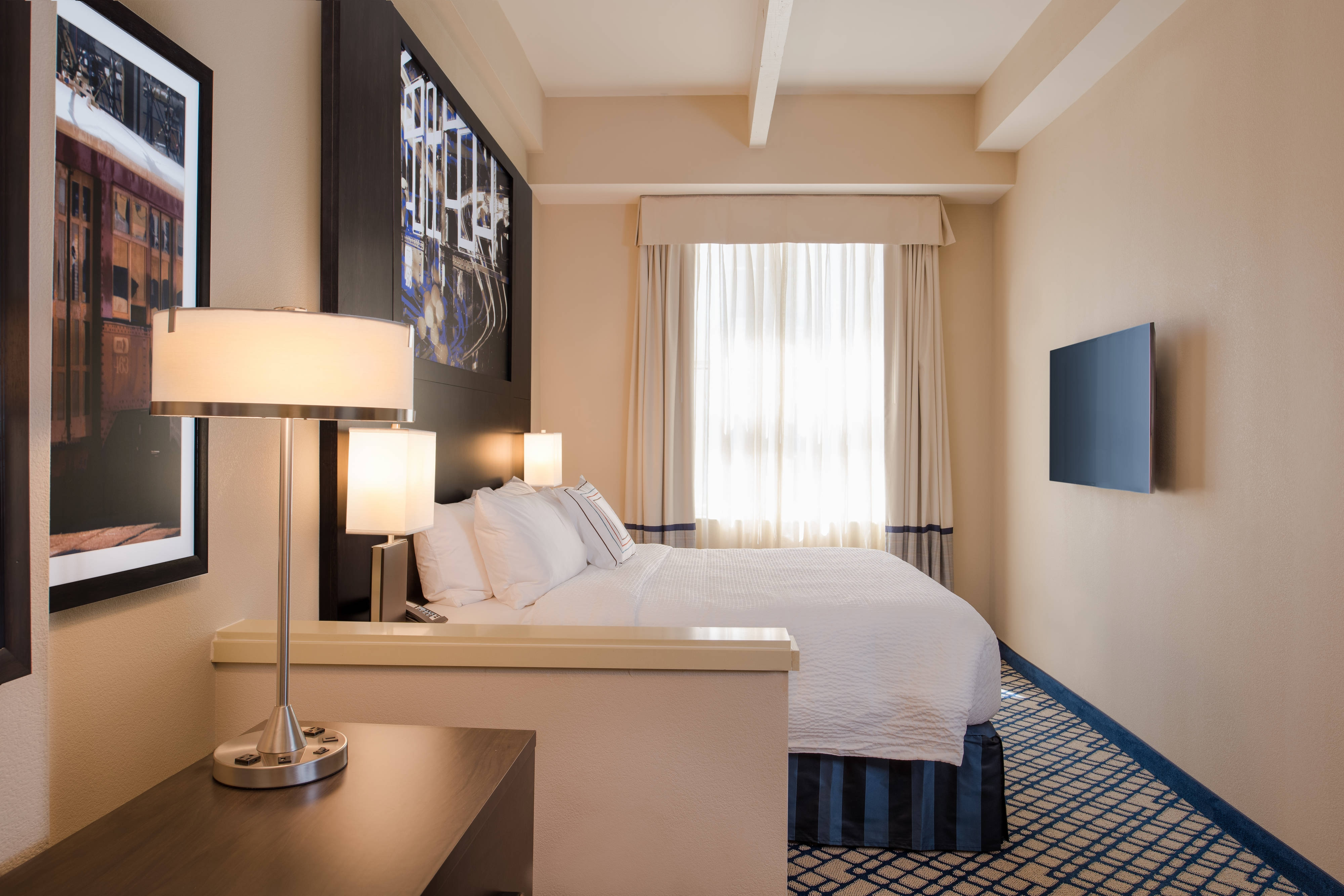 New orleans french quarter hotels fairfield inn new orleans - Suites in new orleans with 2 bedrooms ...