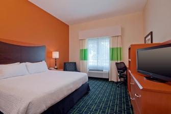 Houma Louisiana Hotel King Guest