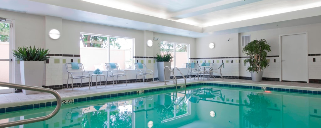 Houma Louisiana Hotel Indoor Pool