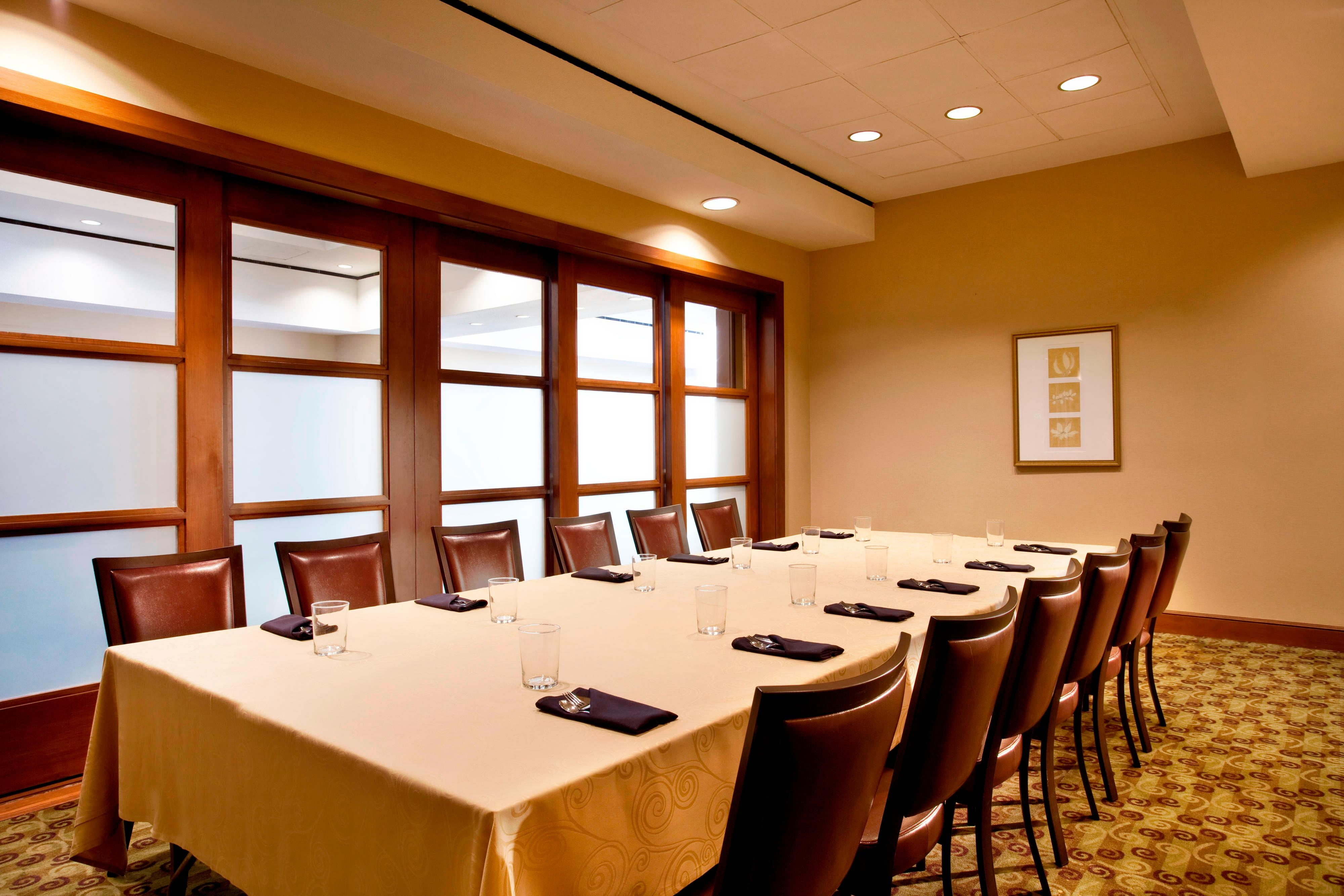 Roux Bistro Private Dining Room