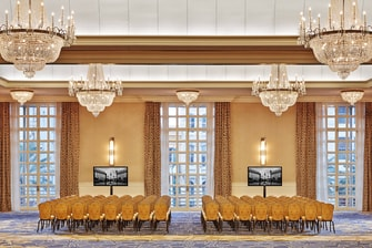 Ballroom- Meeting Set Up