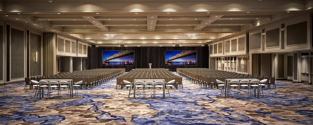 Conference Hotel in New Orleans | New Orleans Marriott