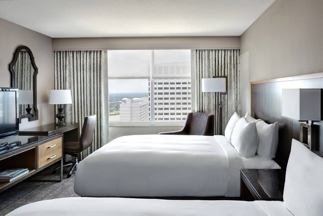 New Orleans Hotels Double/Double Room