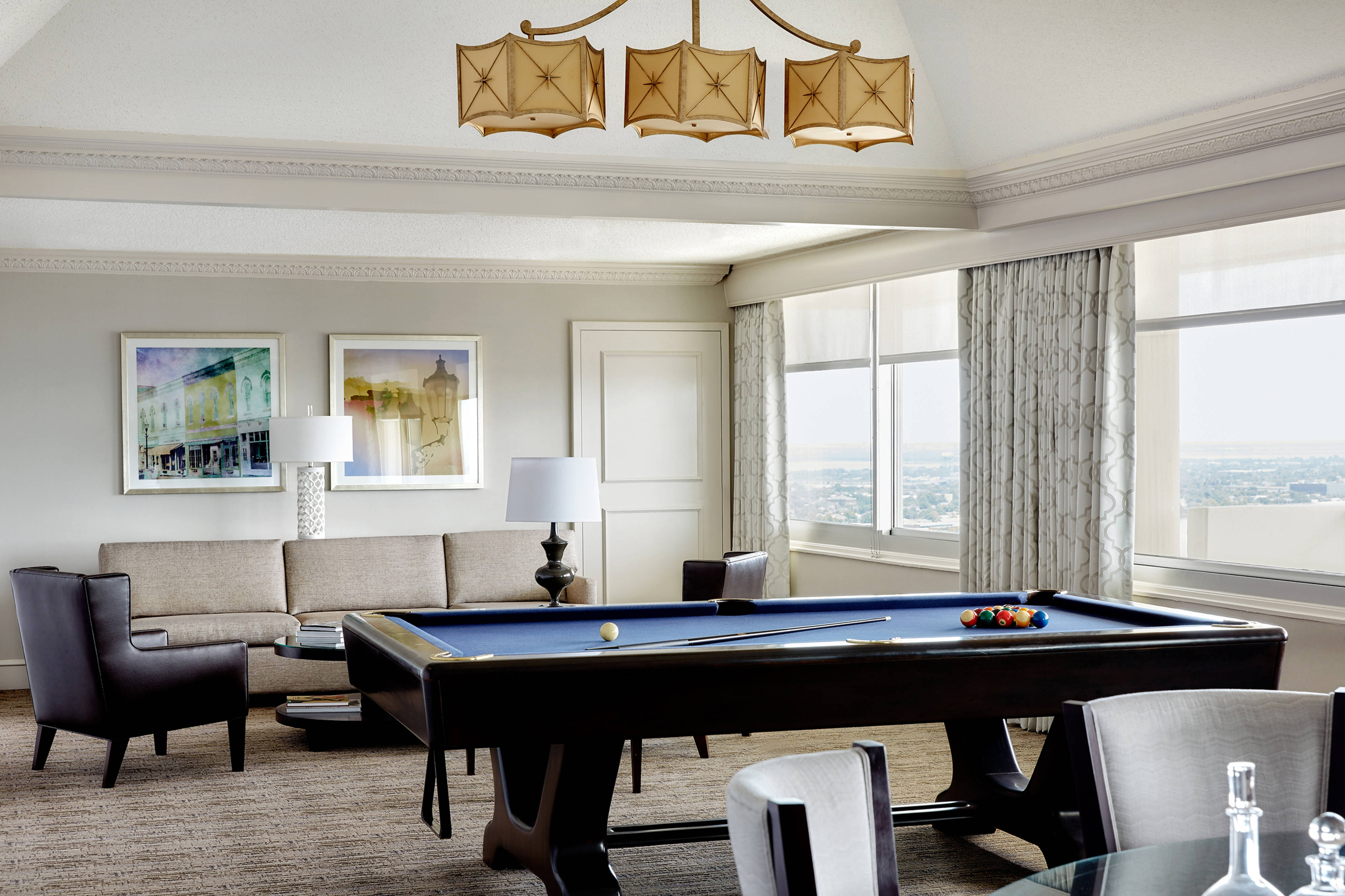 New Orleans Hotels Presidential Suite