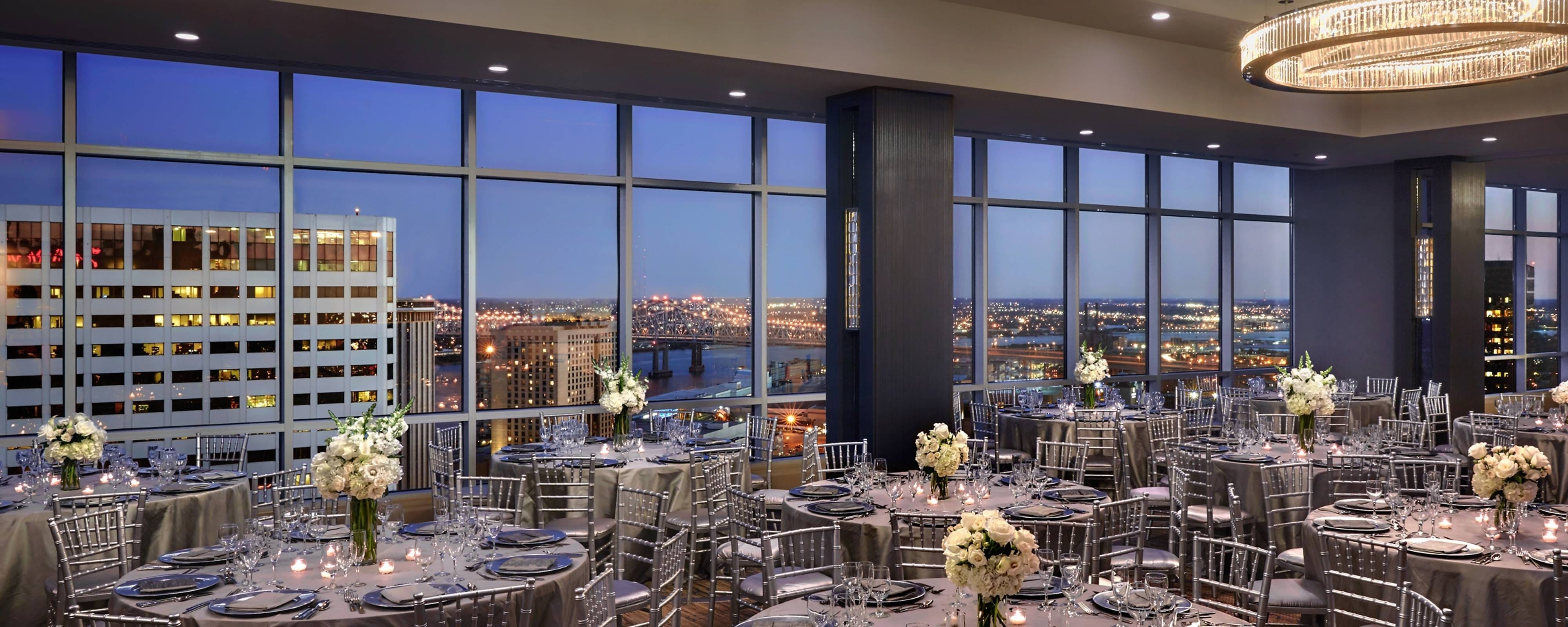 Wedding Venues In New Orleans French Quarter New Orleans Marriott