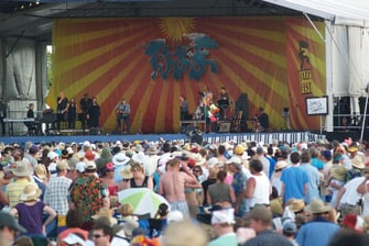 Jazz Fest Photo- New Orleans Events