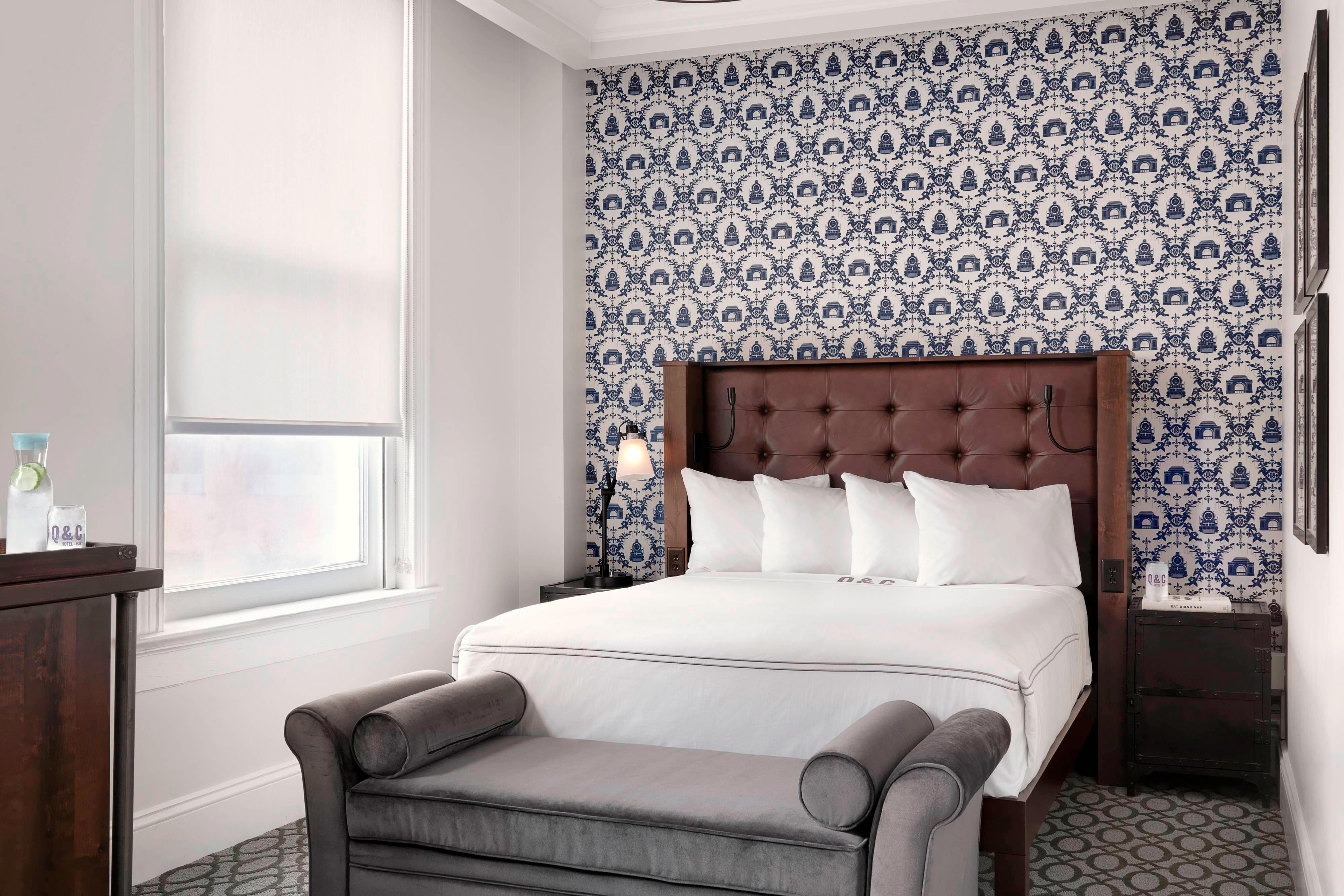 Q&C New Orleans - King Guest Room
