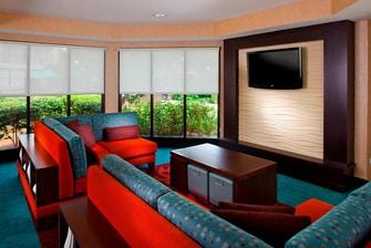 Residence Inn New Orleans Lounge