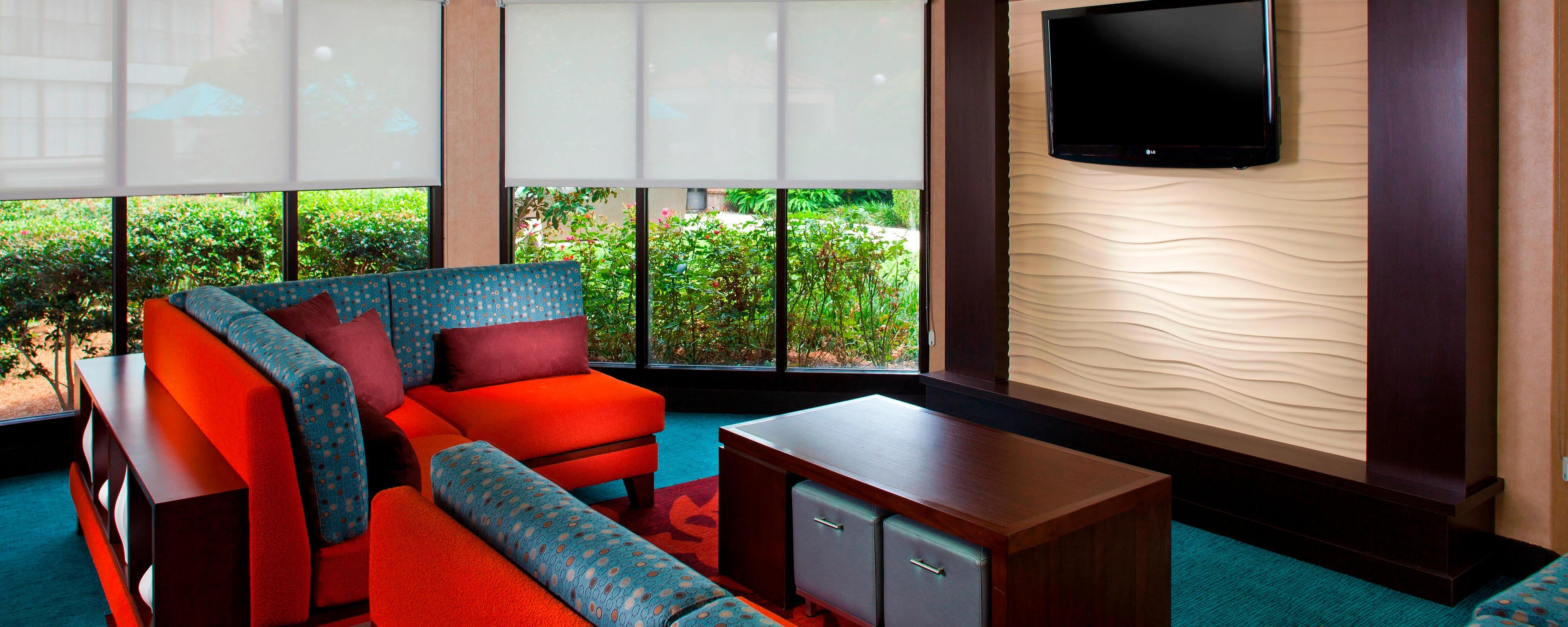 Residence Inn New Orleans Lounge